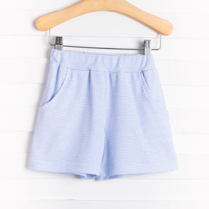 Knit Boy Pocket Shorts, Print (3 Colors)