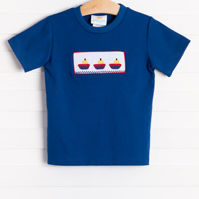 The Tiniest Tugboat Shirt