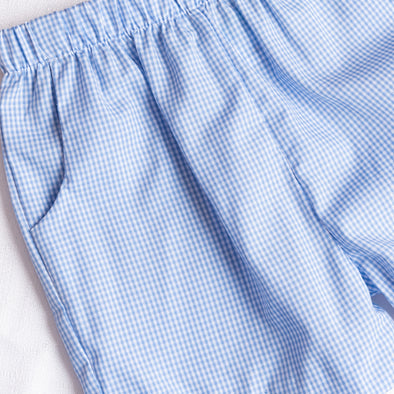 Boy Pocket Shorts (8 Colors)