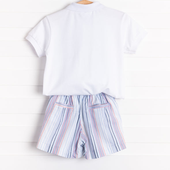 Dondolo Scout Shorts Set