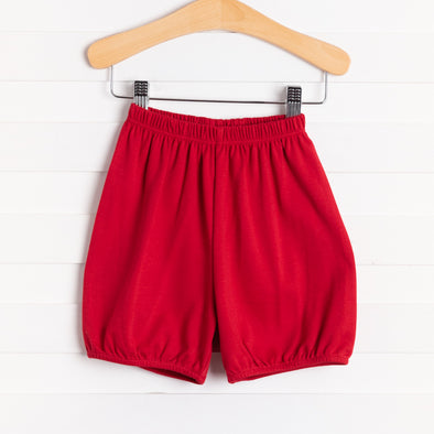 Knit Boy Bloomer Shorts, Solid (3 Colors)
