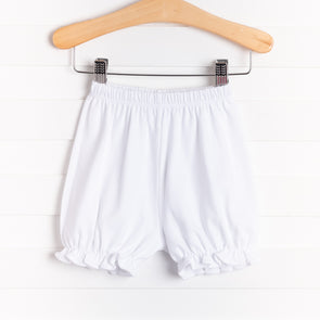 Knit Girl Bloomer Shorts, Solid (4 Styles)