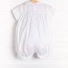 Lullaby Set Smocked Batiste Bubble
