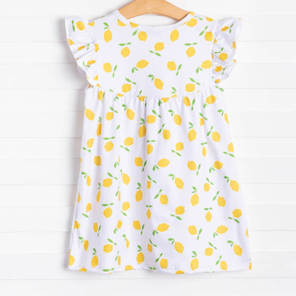 Lucy Lemons Dress