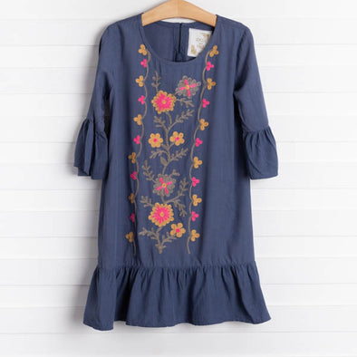 Sadie Embroidery Dress