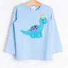 Daisy The Dino Top, Cloud Blue