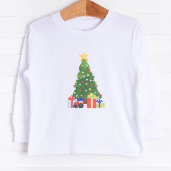 Christmas Tree Graphic Tee, 3 Colors