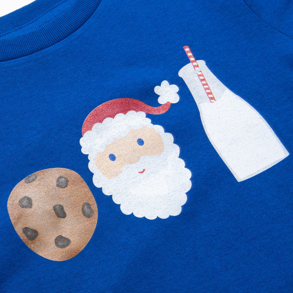 Santa's Favorites Graphic Tee, 3 Colors