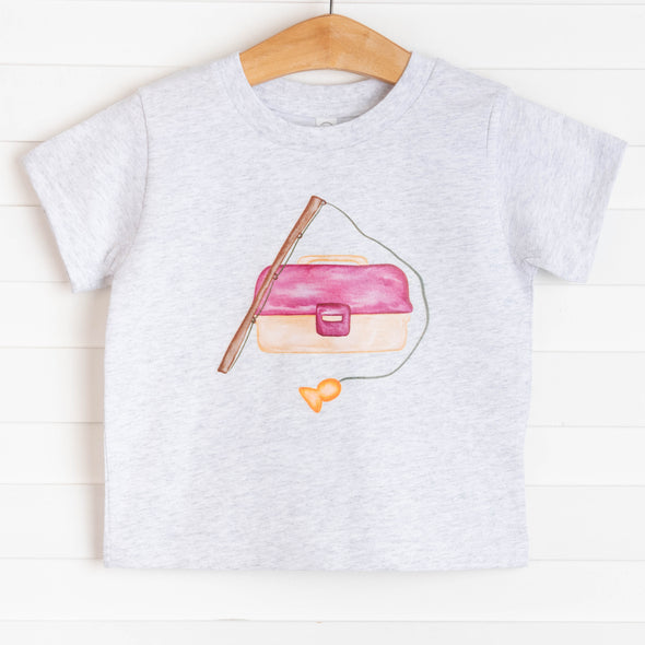 Tackle Box Time Girl Graphic Tee