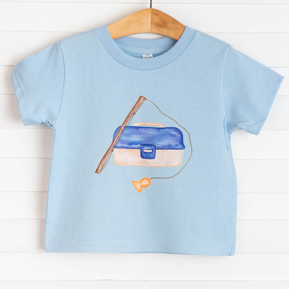 Tackle Box Time Boy Graphic Tee