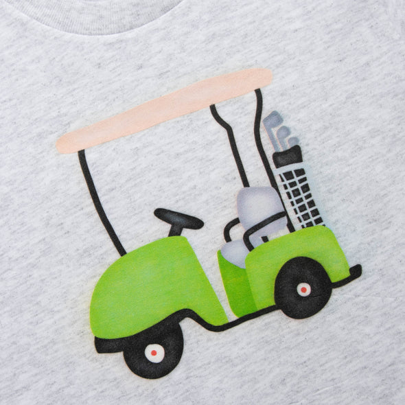 On the Green Graphic Tee