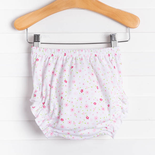 Knit Girl Diaper Cover (5 Colors)