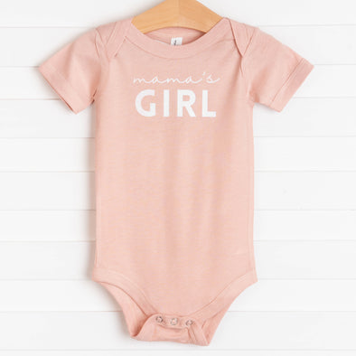 Mama's Girl Graphic Onesie