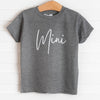 Matching Mini Kid's Graphic Tee
