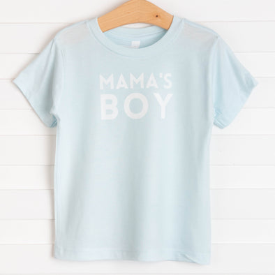 Mama's Boy Kid's Graphic Tee