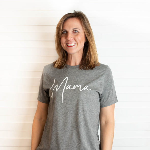 Matching Mama Adult Graphic Tee