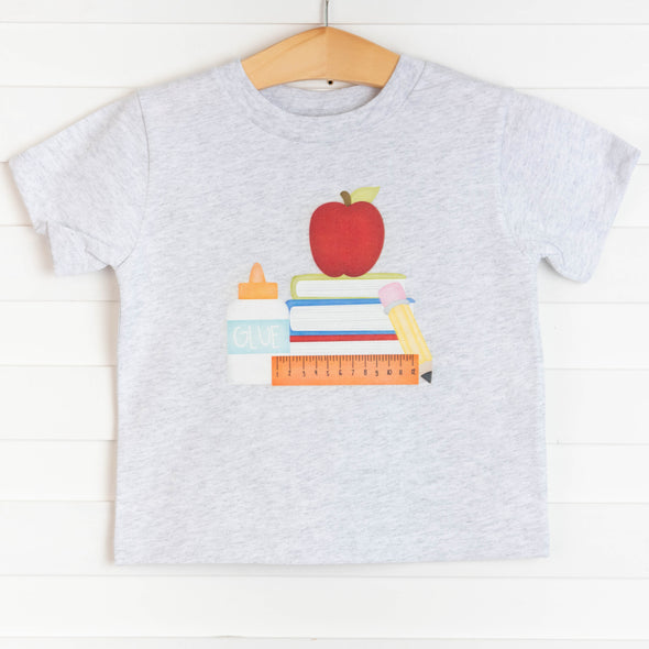 Hitting the Books Boy Graphic Tee