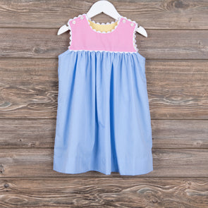 Lullaby Set Color Block Dress