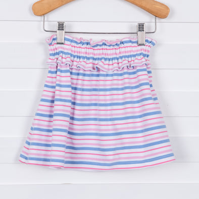 Stitchy Fish Gathered Skirt (3 Styles)