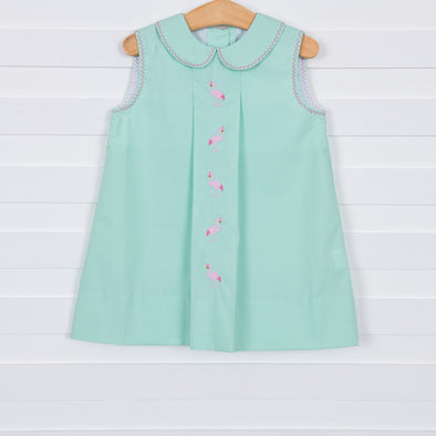 Lullaby Set Flamingo Dress