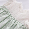 Treasured Memories Elliott Dress, Mint