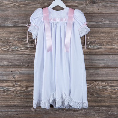 Pre-Order Treasured Memories Gracie Dress, White