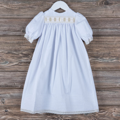 Treasured Memories Leigh Daygown, White
