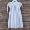 Pre-Order Treasured Memories Mae Daygown, White