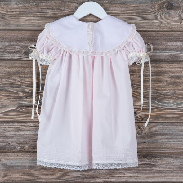 Treasured Memories Pearl Dress, Pink