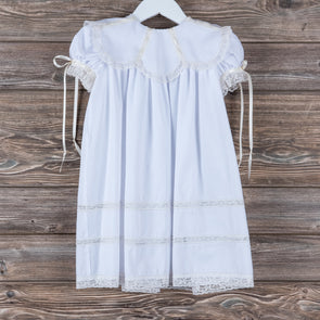 Treasured Memories April Dress, White