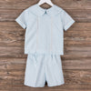 Pre-Order Treasured Memories Tripp Short Set, Blue
