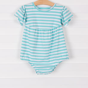 Rylee Striped Bubble