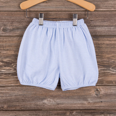 Knit Boy Bloomer Shorts, Print (3 Colors)
