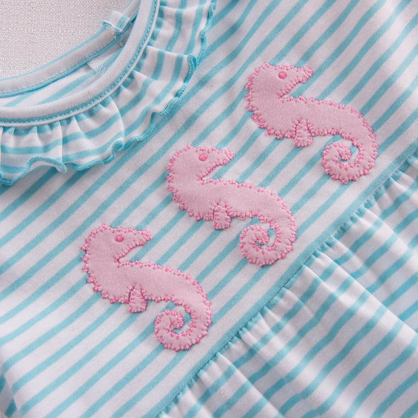 Under the Sea-horse Dress