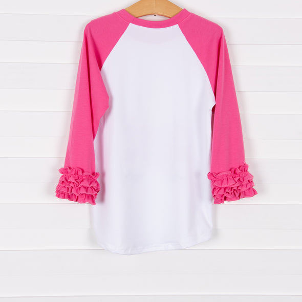 Dreaming of Unicorns Top, Pink