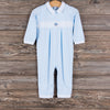 Take Flight Romper, Blue