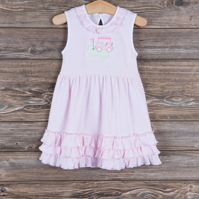 To a Tee Dress, Pink