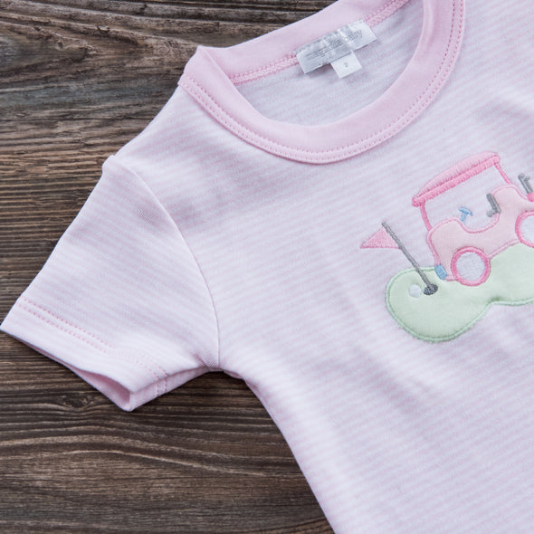 To a Tee Pajamas, Pink