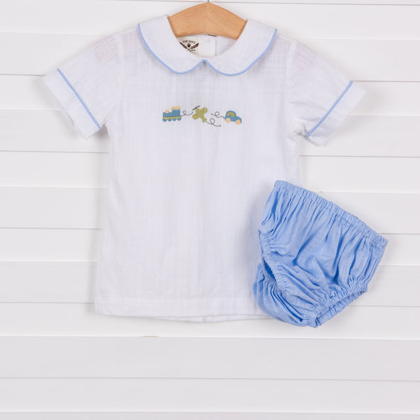 The Oaks Asher Diaper Set