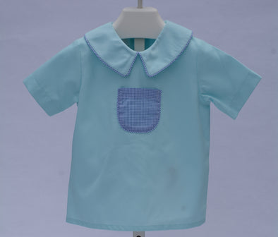 Stitchy Fish Miller Pocket Top