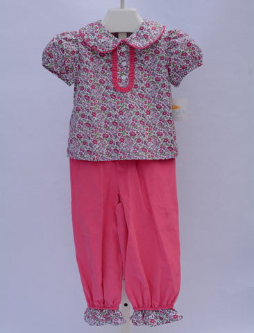 Stitchy Fish Lizzy Pant Set