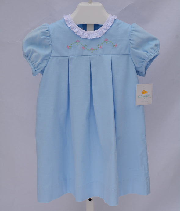 Stitchy Fish Louise Dress