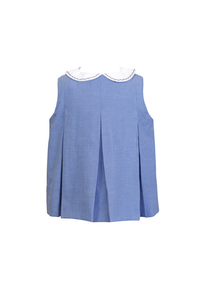 Hattie Blue Dress