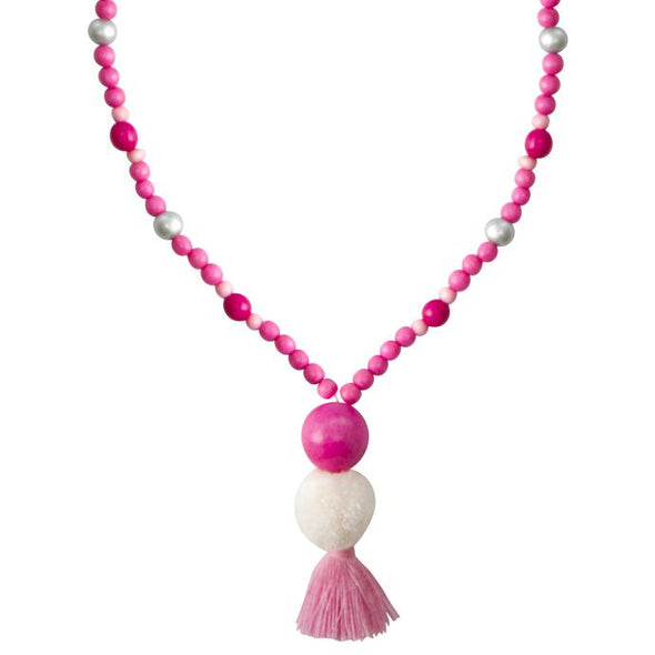 Tassel Necklace - Multiple Colors