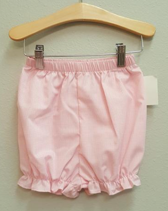 Girls Bloomer Shorts- (7 fabric options)