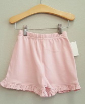 Knit Ruffle Shorts (6 Fabric Options)