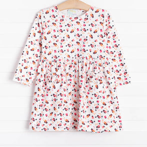 Flower Power Popover Dress