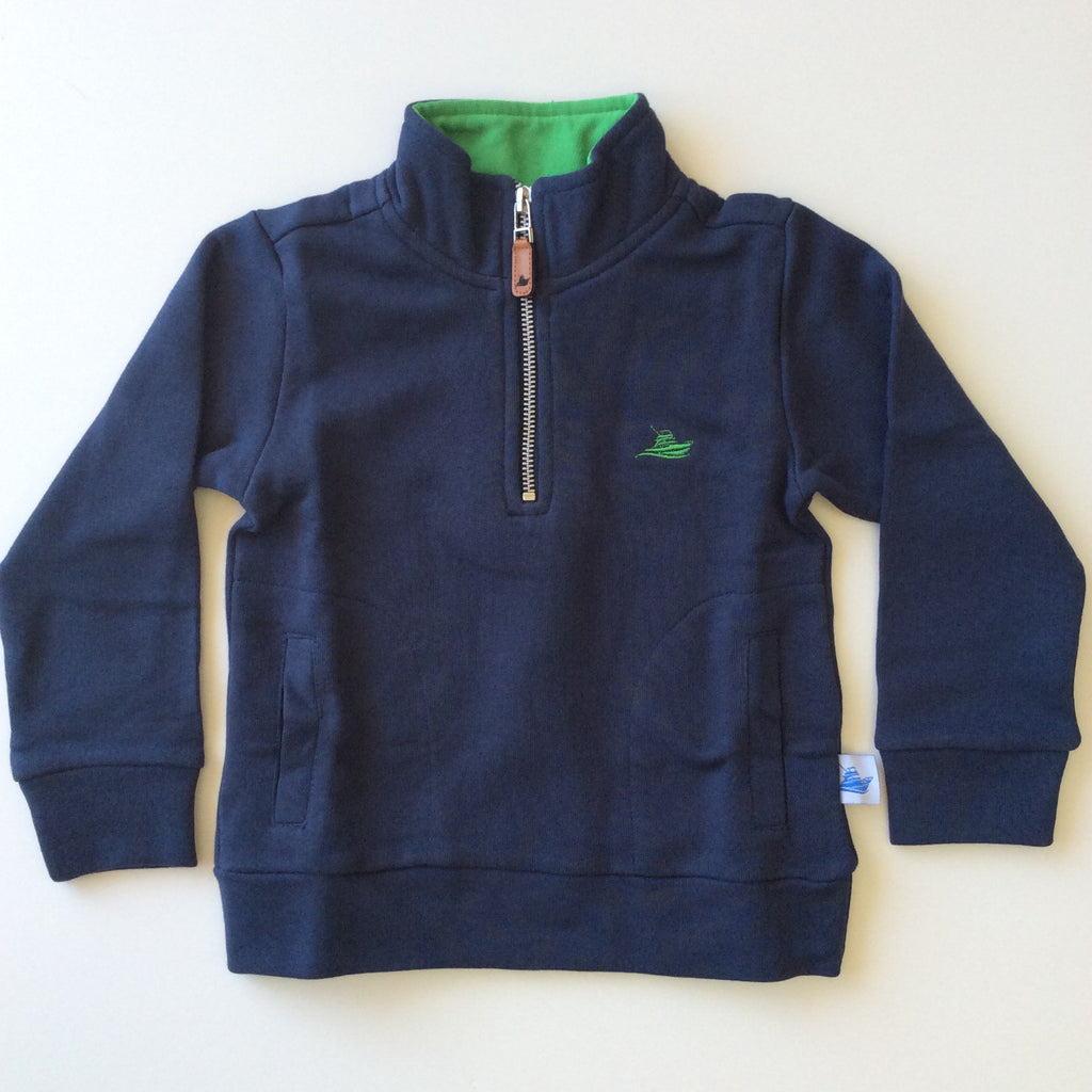 Southbound Zip Pullover