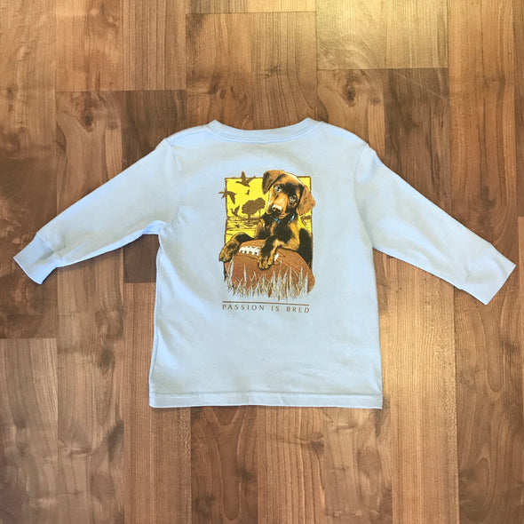 Southern Cross Passion is Bred LS T-Shirt