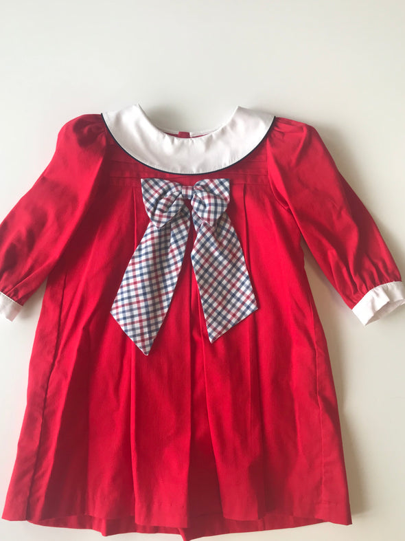 Sophie & Lucas Eloise Bow Dress